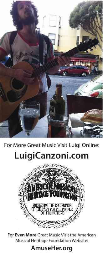 Luigi Canzoni Song List Page 5